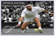 Signed Tennis