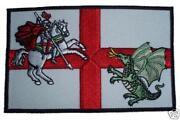 England Sew on Badge