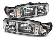Chevy Caprice Headlights
