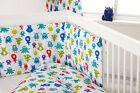 Monsters Nursery Bedding