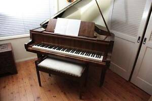 Hand crafted Petrof Baby Grand Piano — must sell West Pennant Hills The Hills District Preview