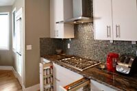 Quality Bathroom and Kitchen Tile Installation and Renos