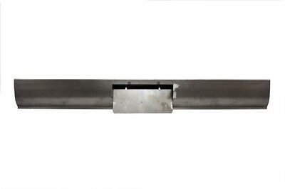 83-94 Chevy S-10 Blazer,GMC S-15 jimmy Steel Rollpan W/Lic. box & light roll pan