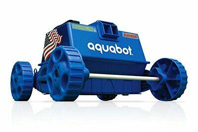Aquabot APRVJR Pool Rover Junior Robotic Above-Ground Pool Cleaner,Color May Var