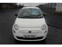 FIAT 500 POP 3 DOOR MANUAL PETROL 12 PLATE 9000 MILES FSH £30 PER WEEK