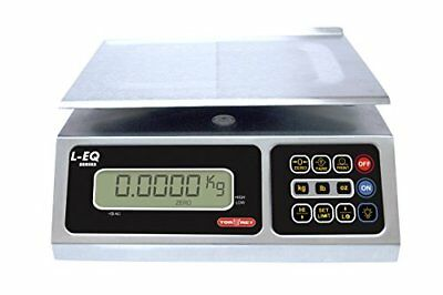 Torrey Leq 1020 Digital Scale Stainless Steel Construction 10 Kg20 Lb Capacity