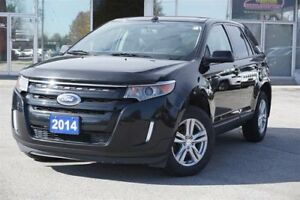2014 Ford Edge SEL | LEATHER | BACKUP CAM | SUNROOF |