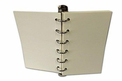 A7 Size Plain 5 Page Dividers Suitable For Pocket Size Filofax