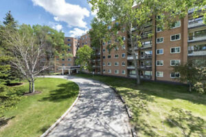 Renovated 2 Bedroom Suites with Large Balconies for Lease