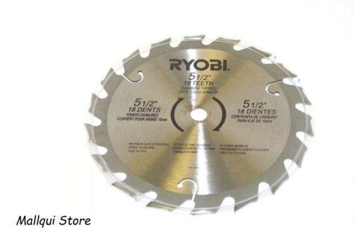 5 1 2 Circular Saw Blade Ebay