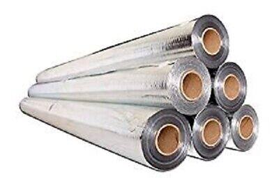 Radiant Barrier Xtemp Foil Insulation 1000 Sqft Roll Industrial Attic Preforated