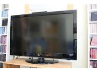 """LG 42"""" TV FULL HD FREEVIEW 4 X HDMI CAN DELIVER."""