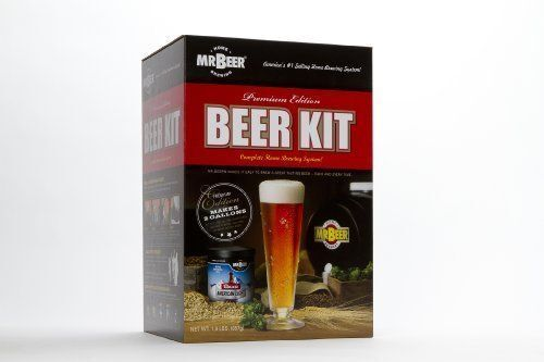 Mr. Beer Premium Edition Home Microbrewery System