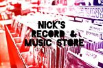 Nicks Record and Music Store