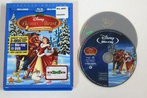 Beauty and The Beast Enchanted Christmas | eBay