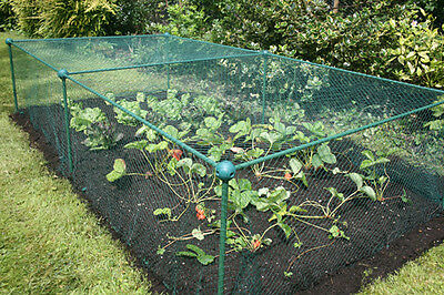 Build-it Netted Fruit and Vegetable Cage approx. 1.00m x 1.00m x 0.625m high