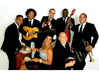 Latin Cuban Band available for events clubs bars restaurant weddings