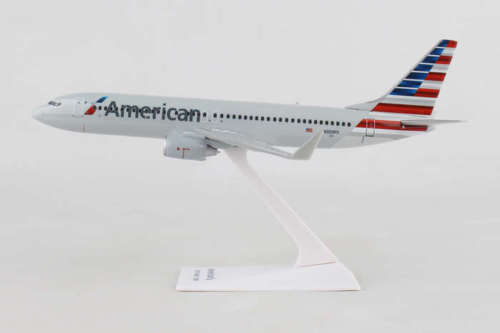 AMERICAN AIRLINES - BOEING 737-800   DESK MODEL