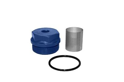 Rebuild Kit For Mtm Hydro Pressure Washer Pre-pump Inlet Aluminum Water Filters