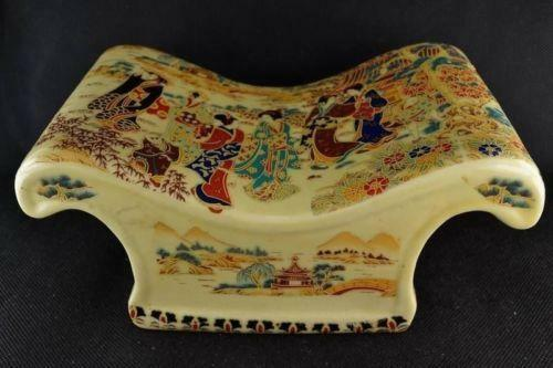 Chinese Porcelain Pillow Ebay