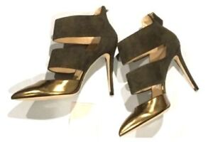 Jimmy Choo Shoes Dame 100 Leather