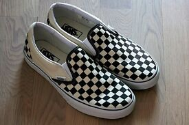 Vans Shoes Size 7 UK
