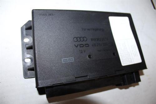Audi Comfort Module: Parts & Accessories | eBay