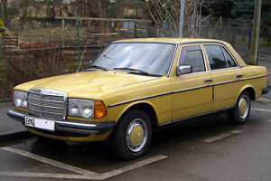 Looking to buy parts from old Mercedes Benz