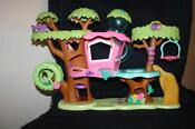 Littlest Pet Shop Treehouse Playset