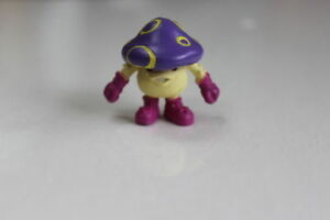 "Digimon Mini Figure Mushroomon Bandai 1"" Tall"