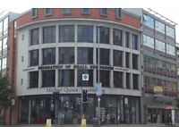 OFFICE SPACE TO RENT. Areas available of between 600 to 1300 sq ft. City Centre, modern unit.