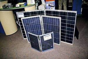 Solar Panel Kits - Plus New TRIPLE Fold away design @ PMX Campers Wangara Wanneroo Area Preview