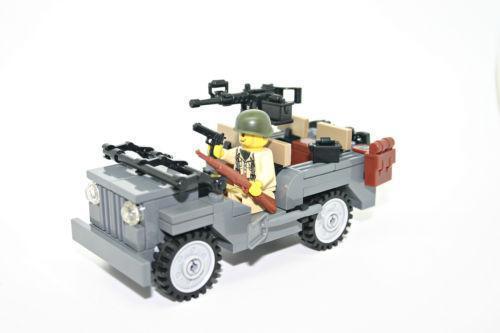 Lego Jeep Ebay