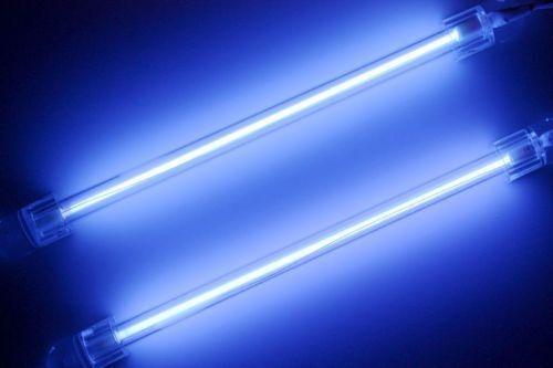 Blue Interior Car Lights