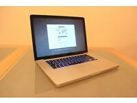 "Apple Macbook Pro 15.4"" Early 2011 Core i7 2.0GHz 8GB RAM 500GB HDD Great Machine"