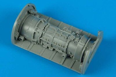 Aires 1/48 Focke Wulf Ta 183A wheel bay for Jumo 004B-1 engine 4352