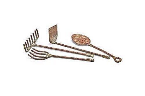 Miniature garden tools ebay for Miniature garden tools