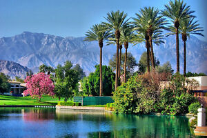 Palm Springs 1-BR Condo rental March