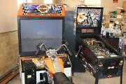 Harley Davidson Pinball