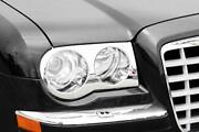 Chrysler 300 Headlight Covers