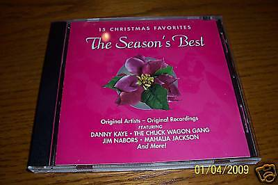 15 Christmas Favorites The Season's Best New CD