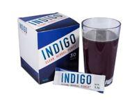 Energy Drink Indigo 100% Natural Fat Burner .energy Coffee substitute