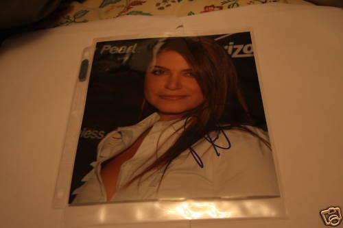 Nikki Reed Autographed Rosalie Twilight 8x10 Photo COA
