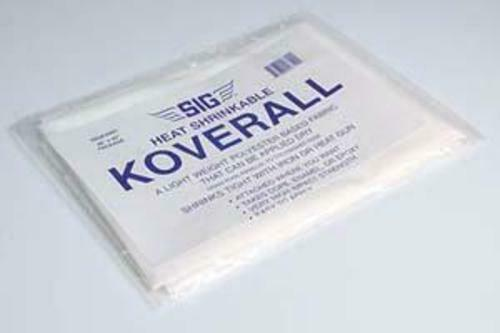 SIG Koverall Heat Shrinkable Light Weight RC Airplane Covering Fabric SIGKV001