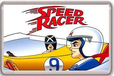 SPEED RACER FRIDGE MAGNET IMAN NEVERA