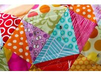 Beginners Patchwork and Quilting 25th May 2018 11:30 - 15:00