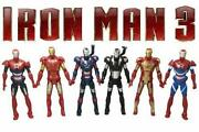 Iron Man Figure Lot