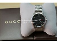 mens brand new mint gucci YA126309 watch for sale fully boxed worn 1 day only