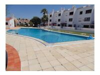 DUPLEX, ALBUFEIRA ALGARVE 4 bedrooms apartment with swimming pool.