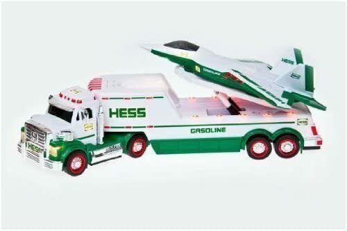 NIB/NOS Hess 2010 Toy Truck and Jet Mint Condition!